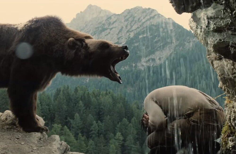 Saage tuttavaks karuga nimega Bart, kes lõi kaasa Oscari-väärilistes filmides