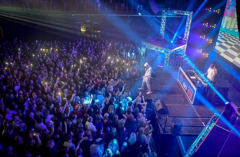 Kroonika esitleb: Räpisensatsioon nublu lõpetab aasta võimsa kontserdiga Tartu Kammivabrikus