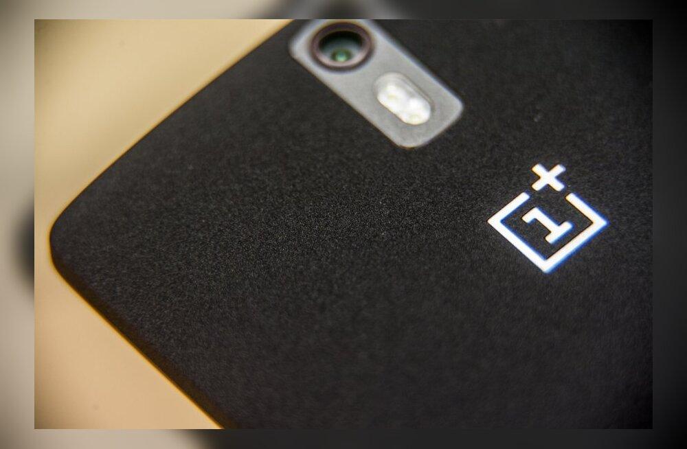 Hiina odav ja võimas nutitelefon OnePlus One