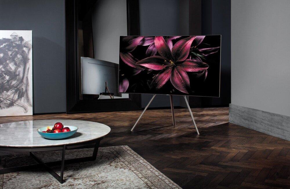 Компания Samsung представила новейшие QLED-телевизоры