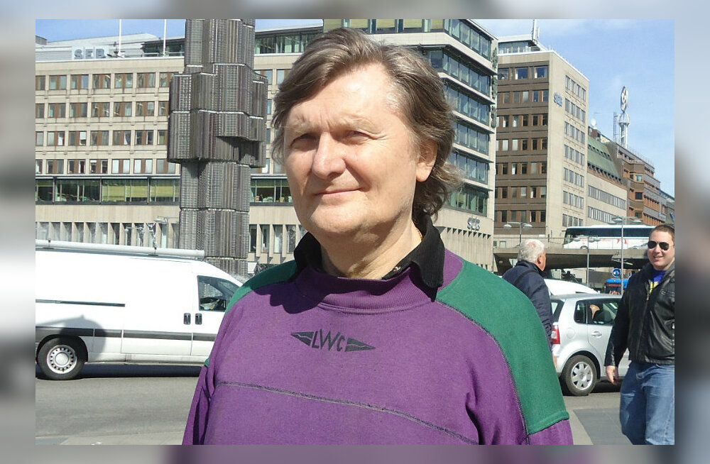 Jüri Lina peab Eestis loenguid vitamiinide salastatud mõjust ja masside lollitamise meetoditest