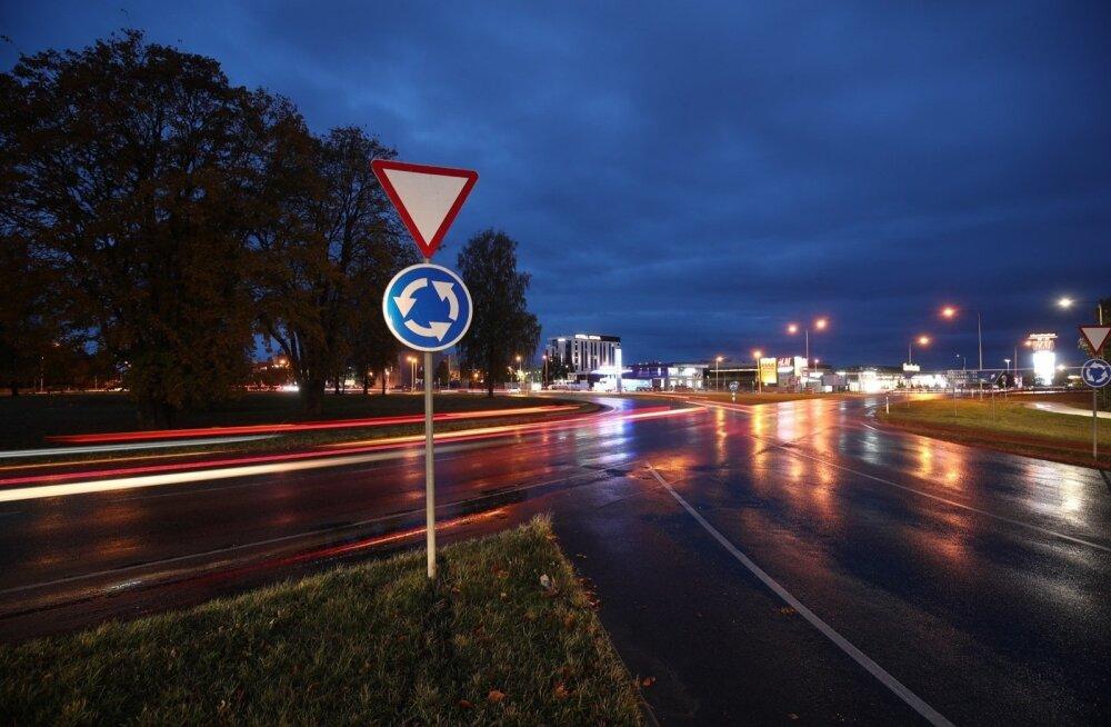Правительство забрало деньги, выделенные для ремонта самого опасного перекрестка в Эстонии