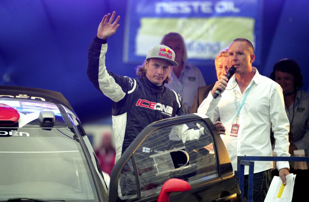 Toyota boss: Kimi Räikkönenist oleks võinud saada tipprallisõitja