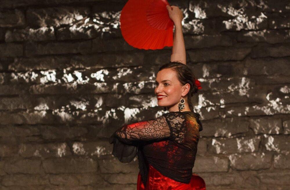 Фламенко по-эстонски: пробуждаем огонь и силу в душе северной женщины