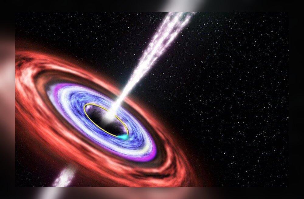 Universumi võimsaimad plahvatused – gammakiirte pursked