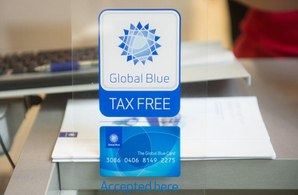 Tax Free kaubandus Narvas