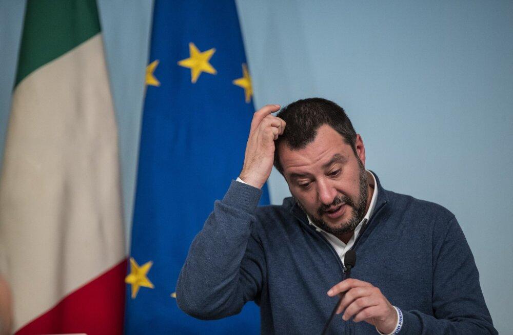 Itaalia asepeaminister süüdistab Euroopa Keskpanka Itaalia pankade kahjustamises