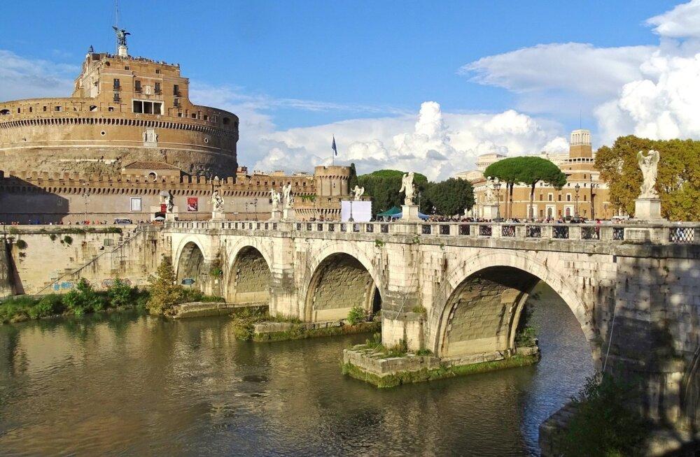 Minu vahetussemester Roomas: välisõppesse minek nõuab julgust, avatust ja mugavustsoonist välja astumist