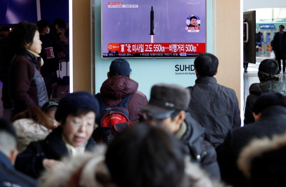4bdb0d96f4d Allikas: Lõuna-Korea kannab 20 Põhja-Korea organisatsiooni musta ...