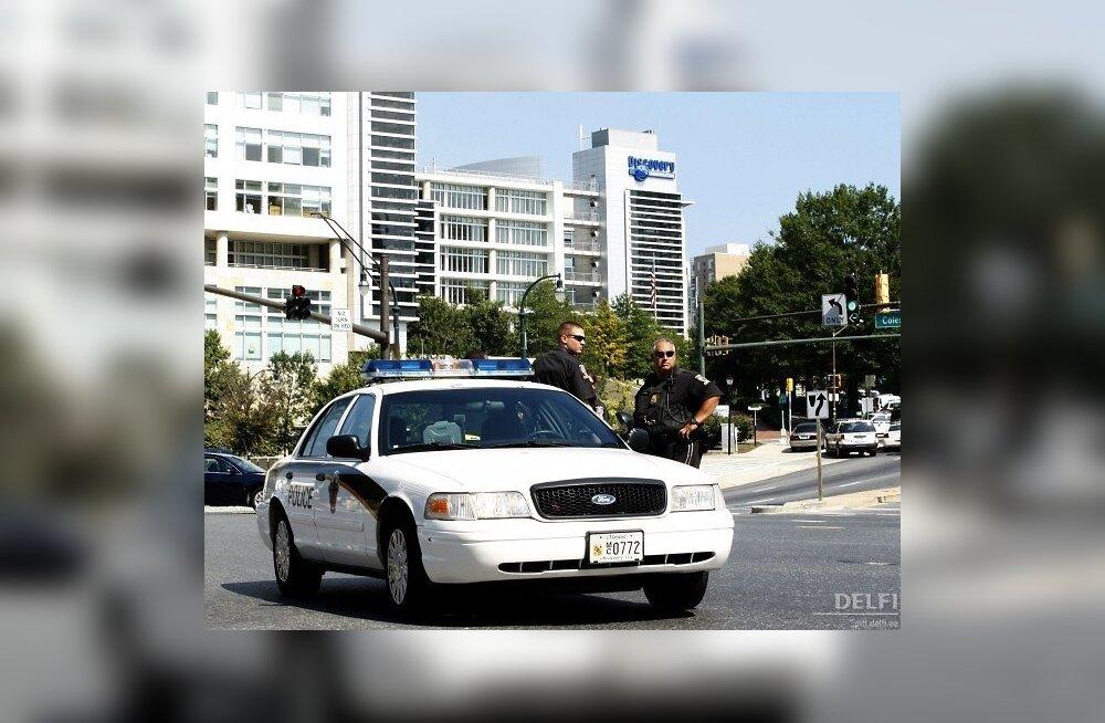Mida mitmekesisem on politsei autopark, seda enam võimalusi avaneb võltsimiseks. Foto Molly Riley, Reuters