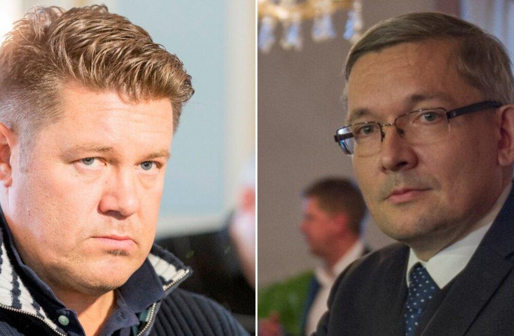 Mart Raudsaar Hannes Võrno kummalisest saatest: lapsi ei tohiks panna olukorda, kus nad paistavad välja naeruväärsed