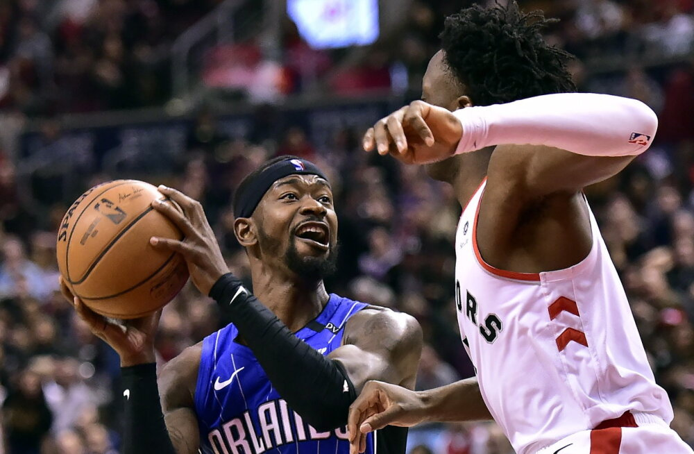Orlando mängumees Terrence Ross