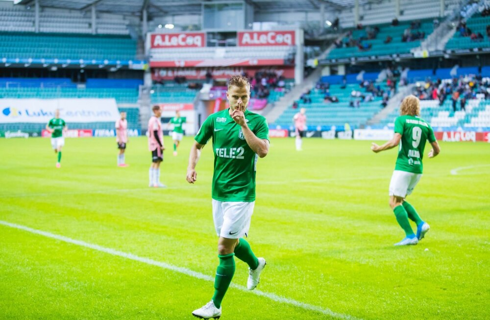 FC Flora–Nõmme Kalju