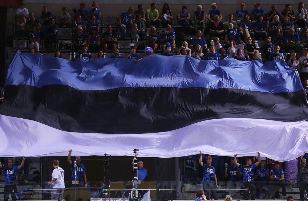 Eesti spordifännid