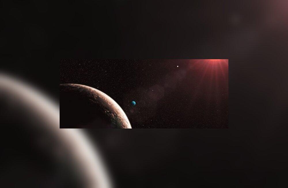 Leiti Maale seni kõige sarnasem planeet
