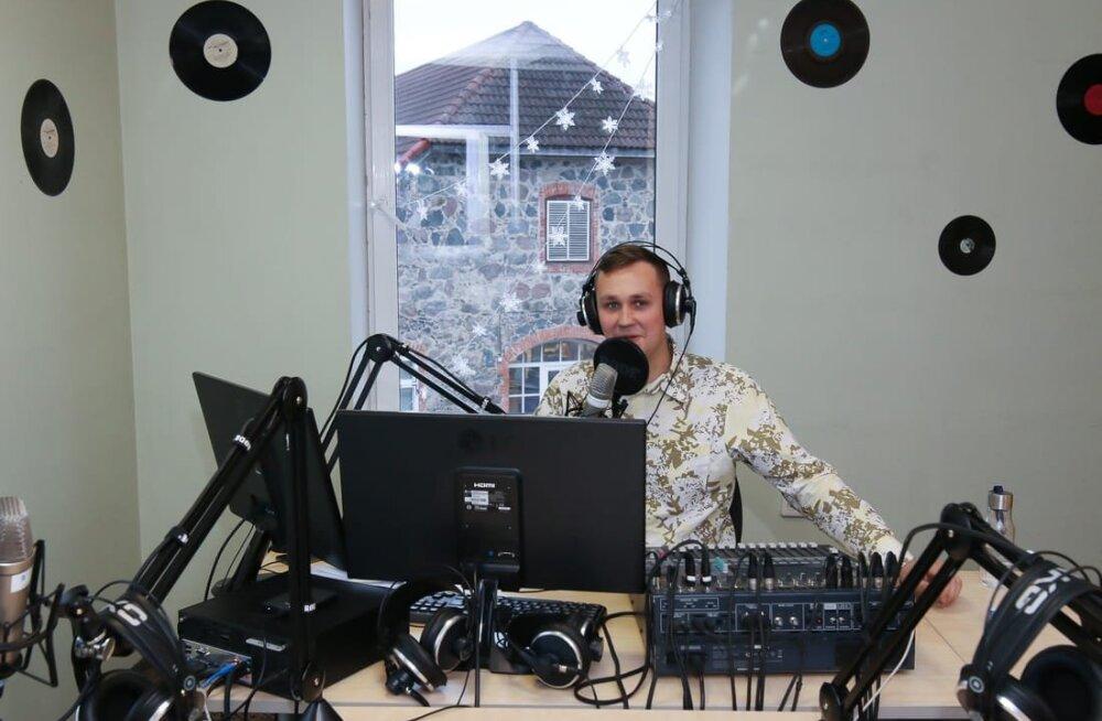 Tõrva raadio peatoimetaja: noorte tegevus on saanud kogukonna tasandil hoomamatult tähtsaks ja see on ülim tunnustus