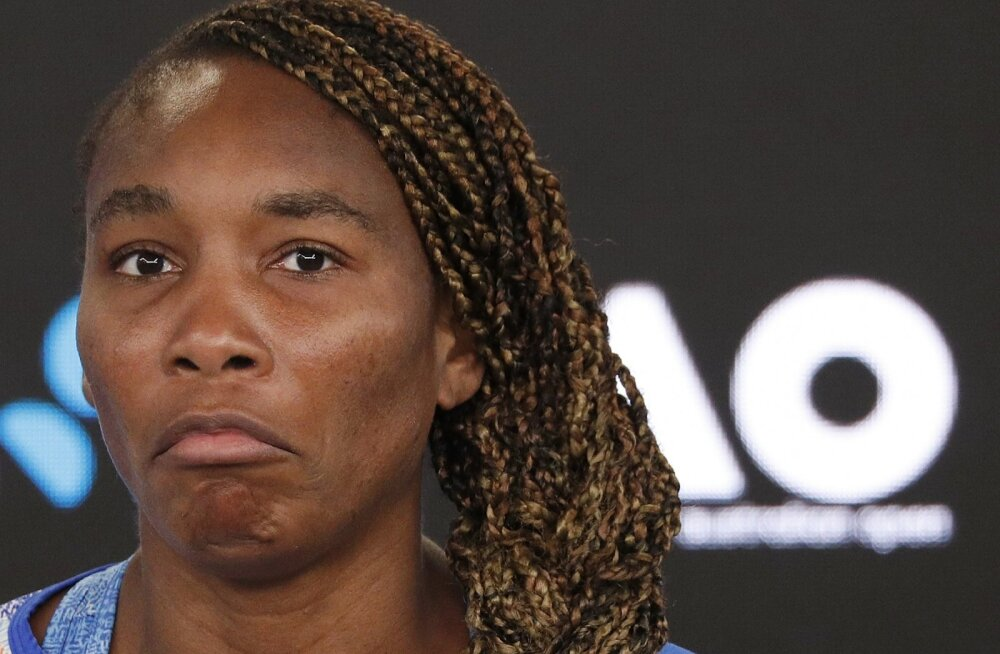 USA tennisiste tabas Australian Openil kollektiivne krahh