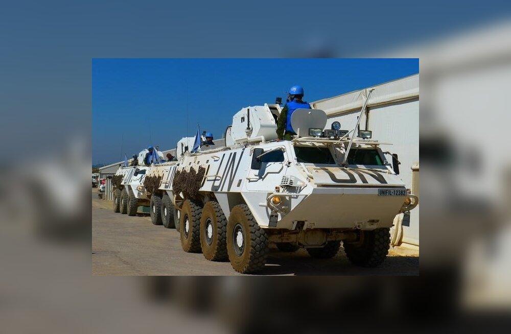 Eesti rahuvalvajad Liibanonis