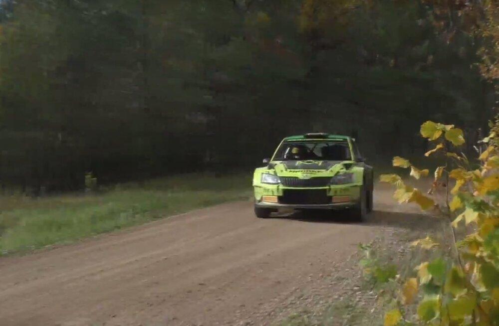 Täna algava Saaremaa ralli stardis on kümme varasemat võitjat