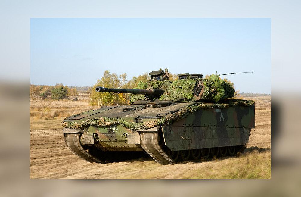 Эстония купит у Нидерландов боевые машины пехоты: ситуация в сфере безопасности изменилась