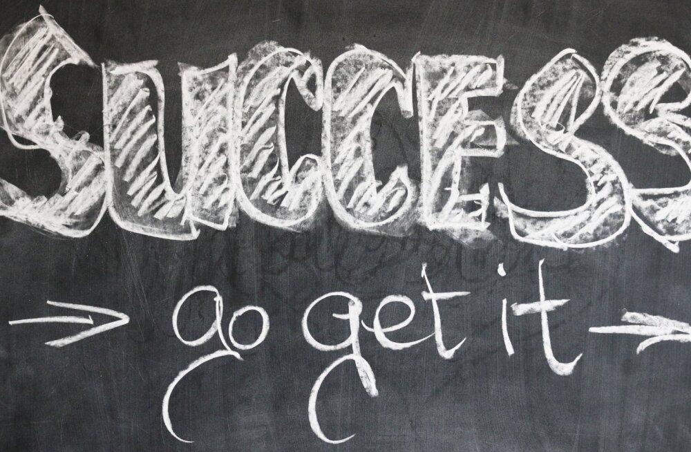 Kehtesta endale need kolm reeglit, saa iseenda bossiks ja leia endas julgus astuda samme, mis siiani vaid unistuseks jäänud