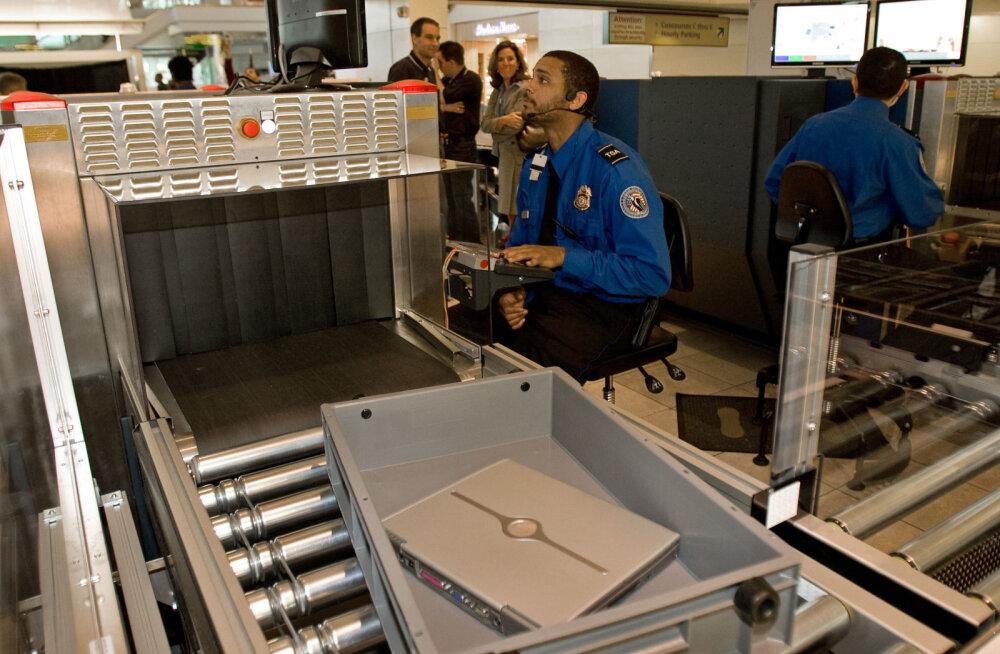 3D seade: peatselt ei ole vedelikke ja elektroonikat lennujaamade turvakontrollis enam vaja kotist välja võtta