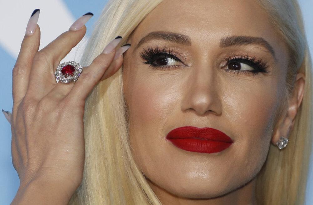 FOTOD | Aastaid blond olnud Gwen Stefani näitas, milline ta loomulik juuksevärv tegelikult on