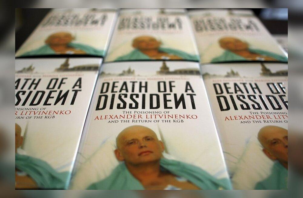 "Litvinenko isa distantseerus ""reeturist"" pojast"