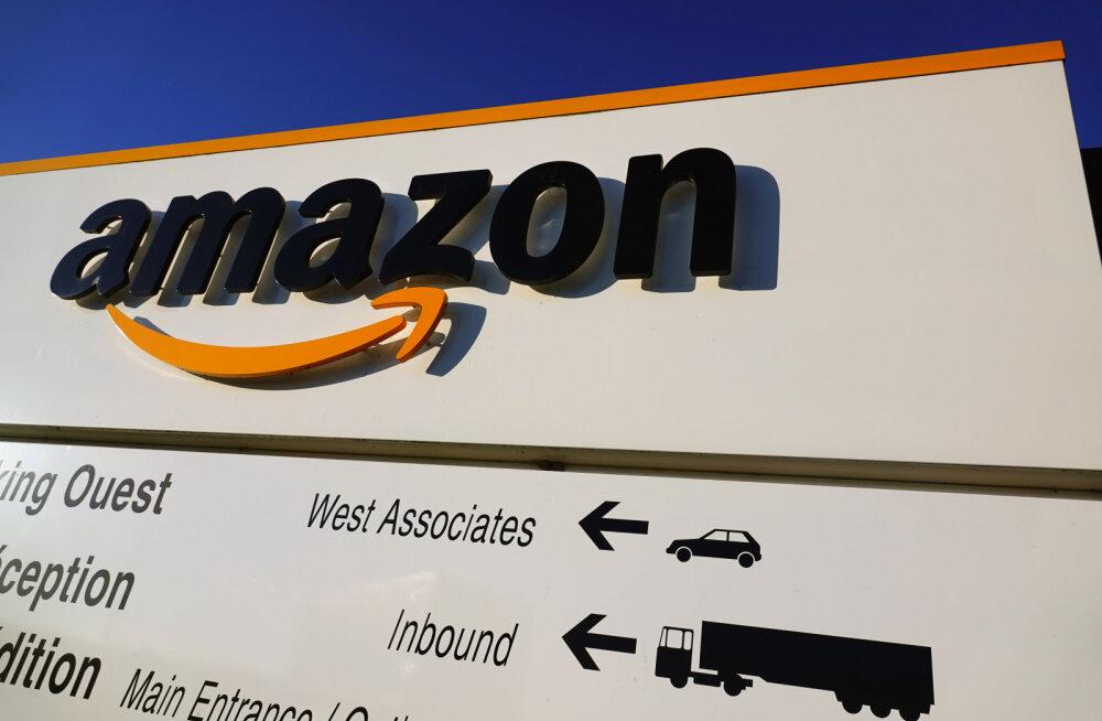Amazon ähvardab vallandada kliimaaktivistidest töötajad