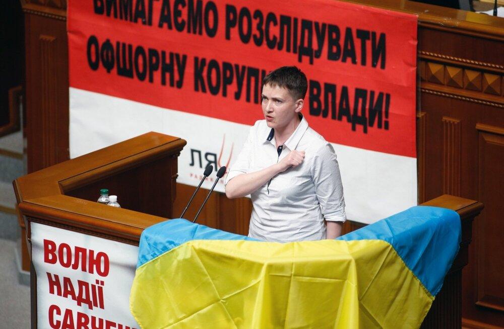 Nadia Savtšenko
