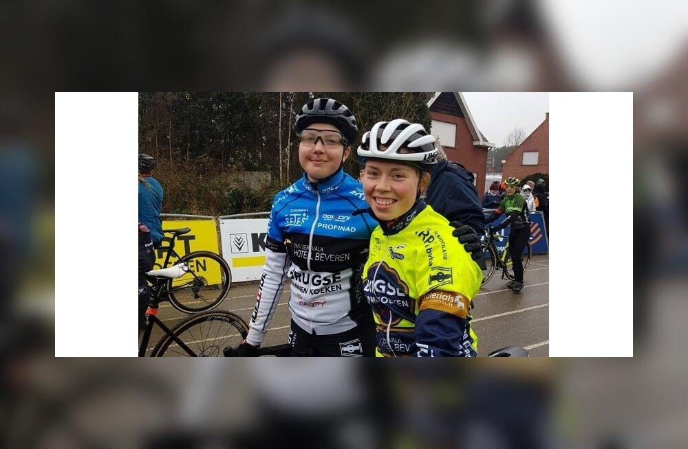 Mõttus ja Kukk lõpetasid GP Sven Nysi 30 parema seas