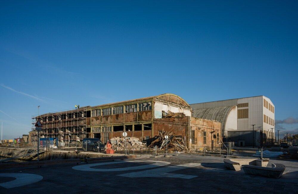 sügisel avatakse Noblessneri sadamalinnakus uus kunstikeskus