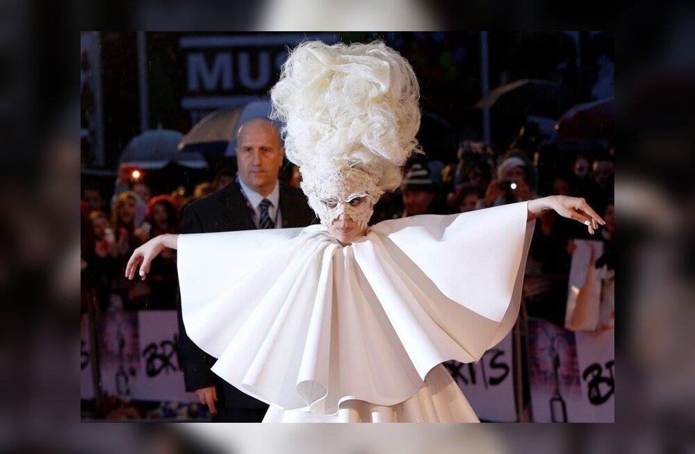 Lady Gaga alustas uue dieediga