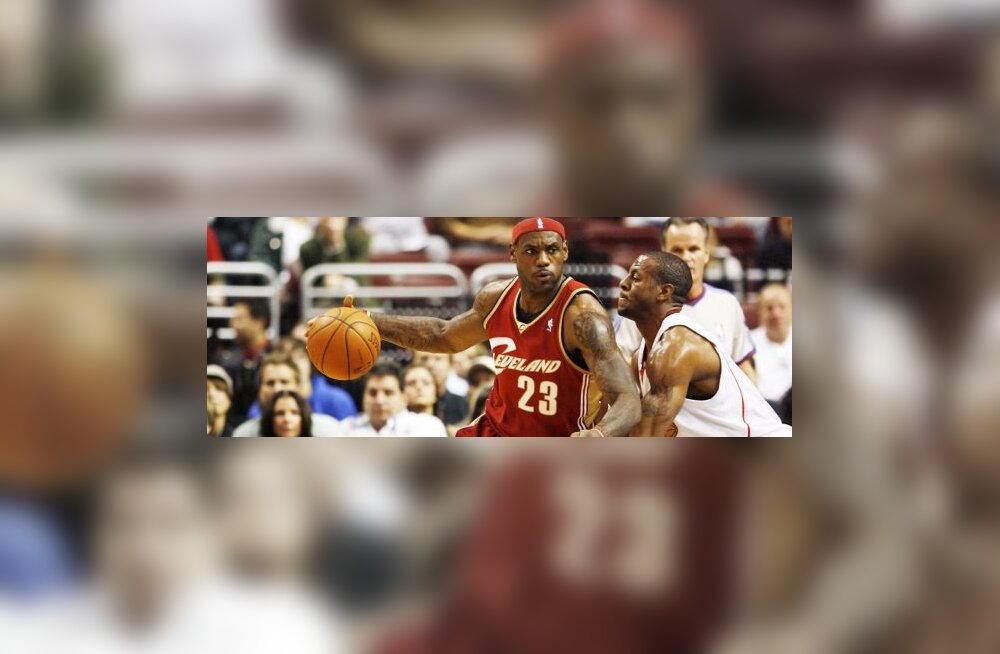 LeBron James (Cavaliers)