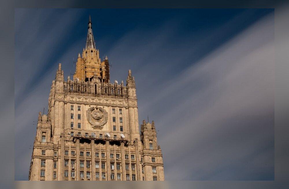 Venemaa saatis riigist välja mitu Poola diplomaati