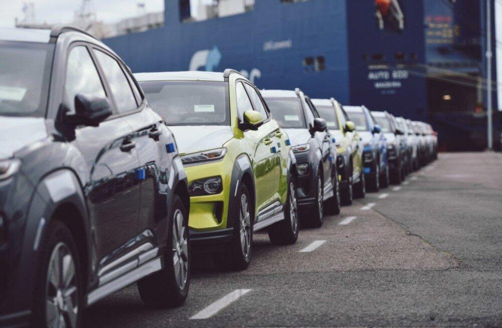 Täiselektriline Hyundai Kona jõuab Eestis kohe müügile. Ja hind on…