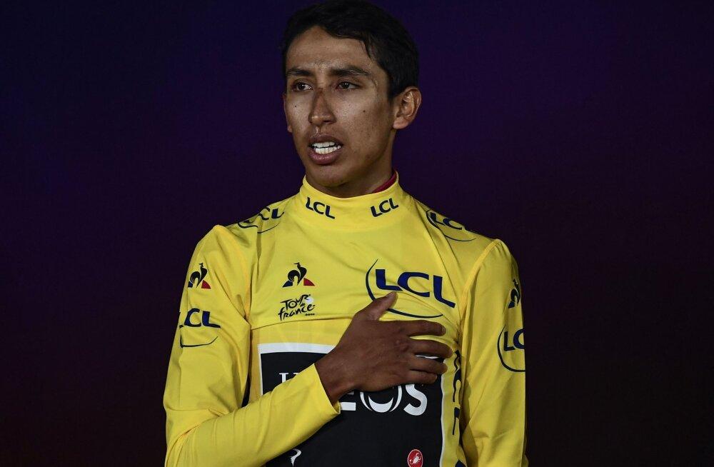 Värske Tour de France'i võitja oleks äärepealt rattaspordiga lõpparve teinud