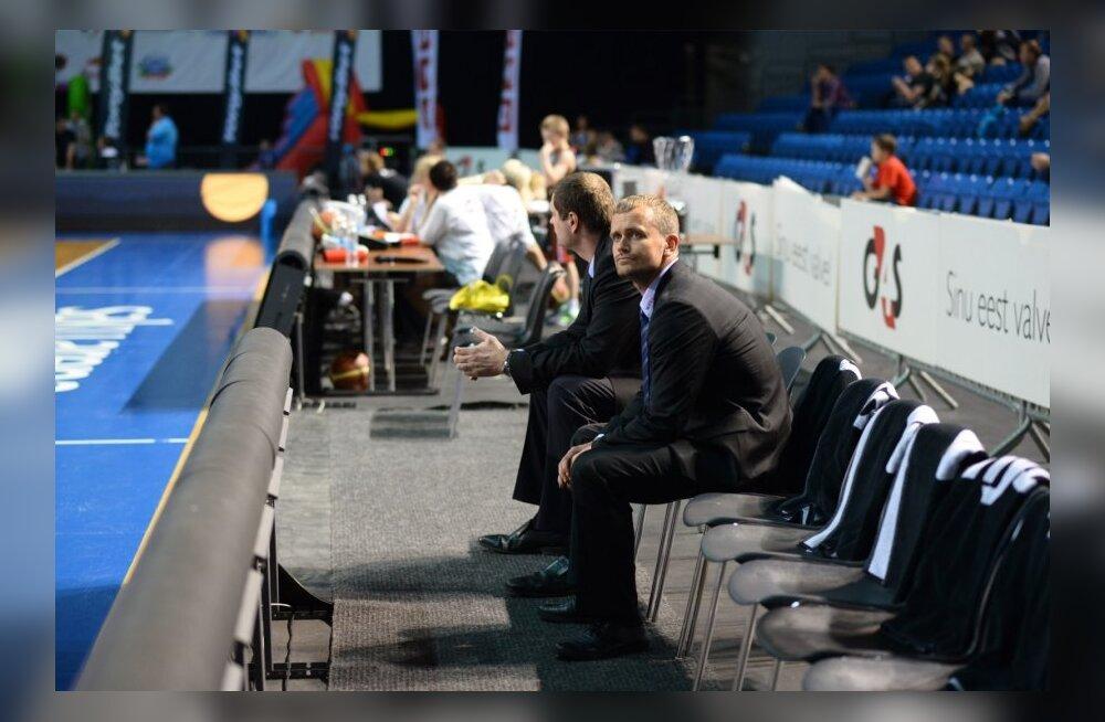 Kalevi abitreener Rait Käbin: ei tohi mõelda, et võib ära tulla