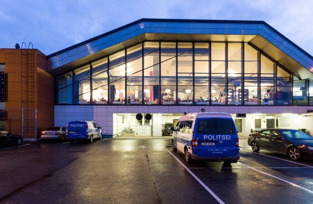Tallinna lennujaam 2015.11.14