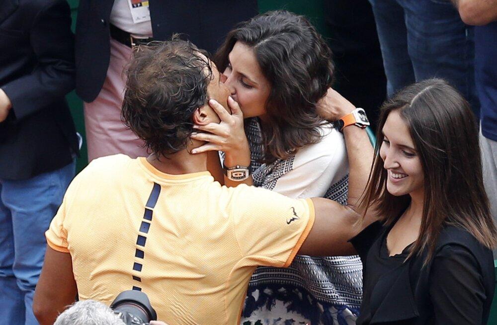 Nadal planeerib megapulma: 500 kutsutu seas Ronaldo, Federer ja endine Hispaania kuningas