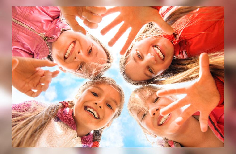 Igapäevane naeruteraapia loob hea enesetunde ja ennetab stressi
