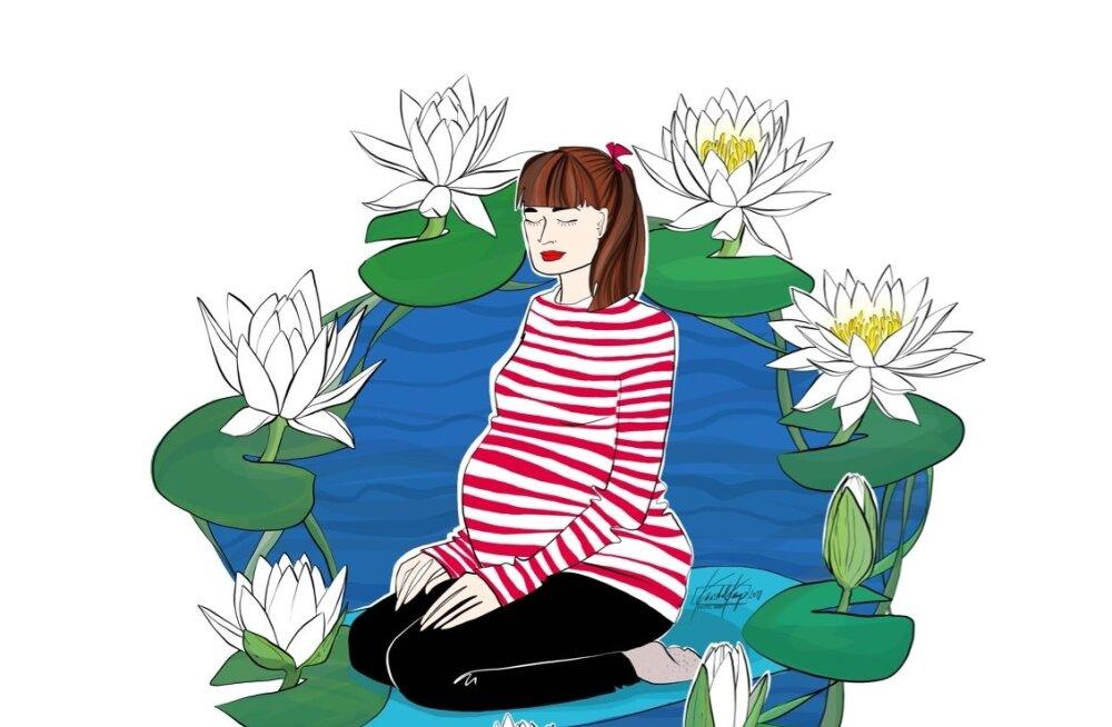 Ajakiri BEEBI | HOIATUSLUGU! Lapsi järjestikku saades võib su emakas kehast välja vajuda. Kas seda on võimalik ennetada?