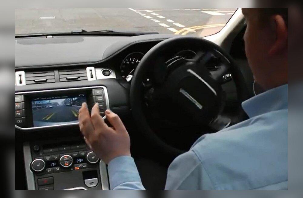 TEST: ja kiireim ise, ilma juhi abita ennast parkiv auto on...