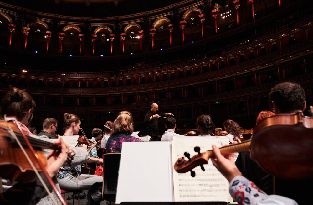BBC Proms Londoni Royal Albert Hallis