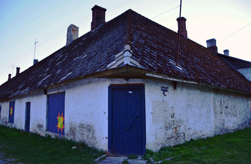 EESTI 100 AARET | Püssi mõisa karjakastell 19. sajandist