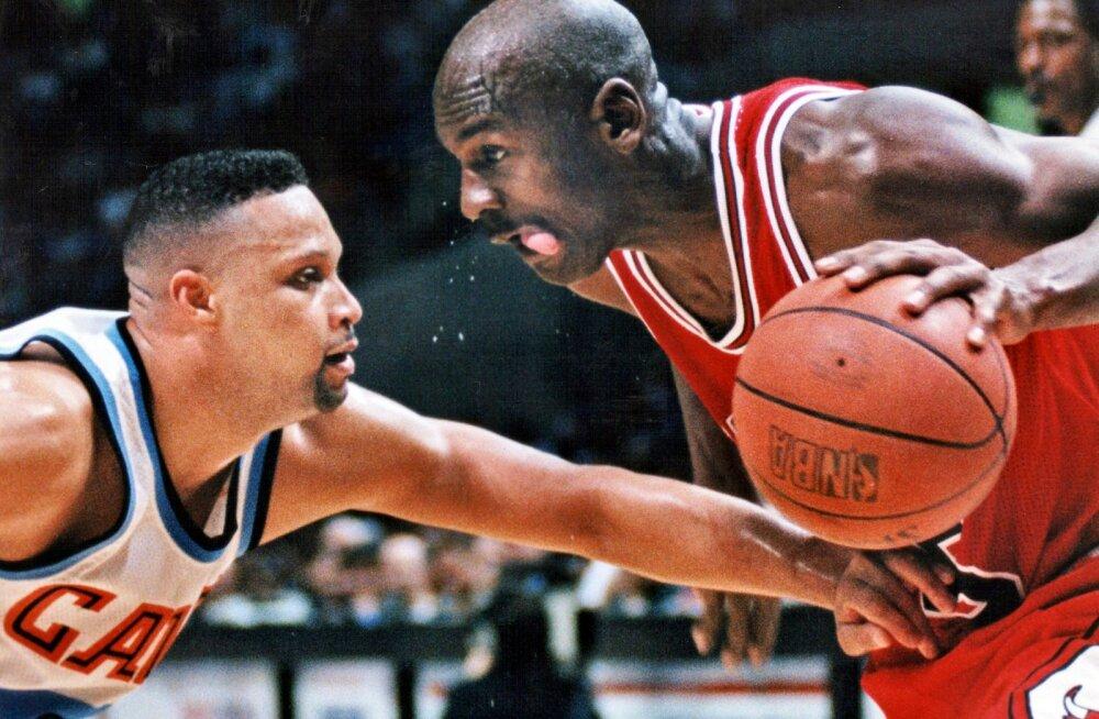 Michael Jordan võib tabelisse veel ühe võidupunkti kirjutada.