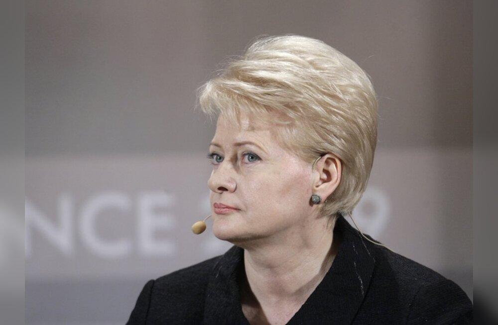 Президент Литвы: Северные страны нас никогда не предавали
