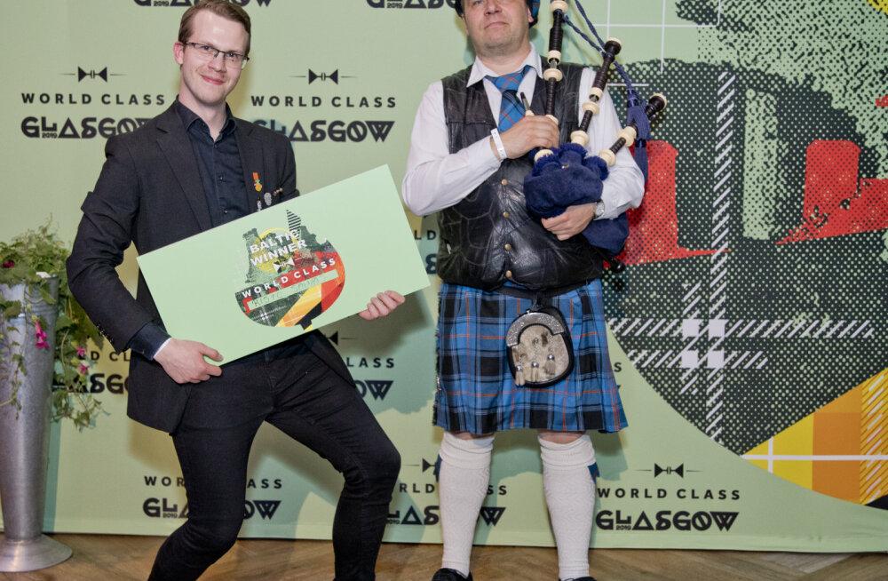 GALERII: Baltimaade parimana sõidab Glasgow'sse baarmenide maailmameistrivõistlustele Risto Säinas