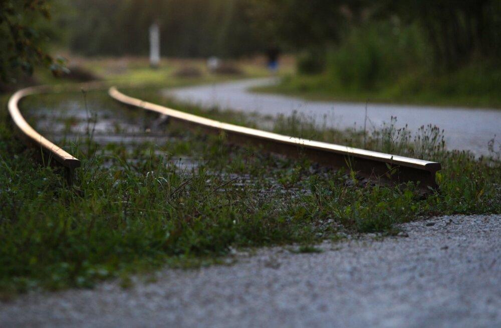 Riisipere-Haapsalu endine raudteeliin