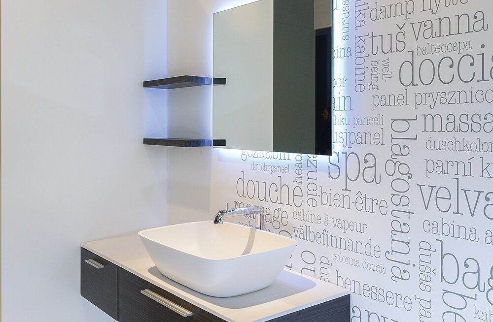 Täiuslik vannitoamööbel